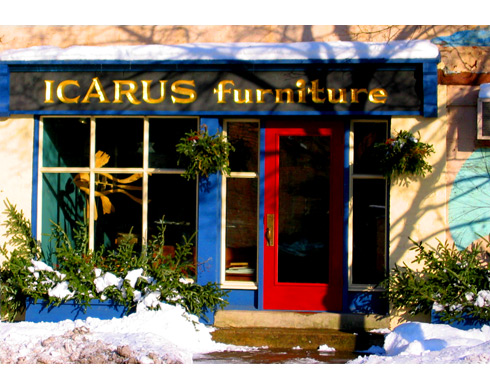 Icarus Furniture Shop